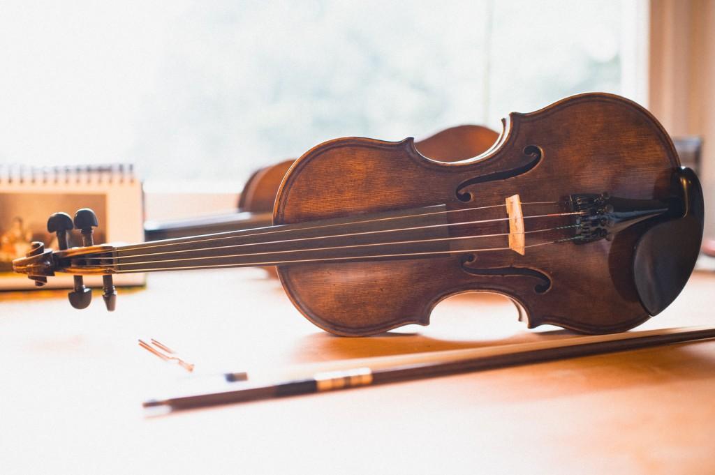 Maggini Geige von Tomas Pospichal